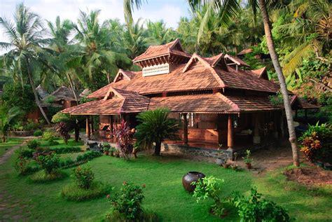 Bali House Plans Tropical Living Somatheeram Ayurvedic Health Resort Kerala Tour Packages