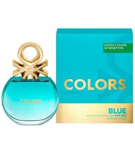 Parfum Original Benetton United Colors Blue For Edt 80ml benetton colors pink edt of benetton