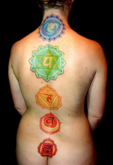 chakra tattoo designs tatoos chakra healing rainbow vision www