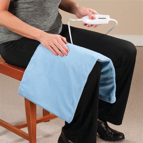 Easy Comforts by Deluxe Xl Heating Pad Heating Pad Moist Heating Pad