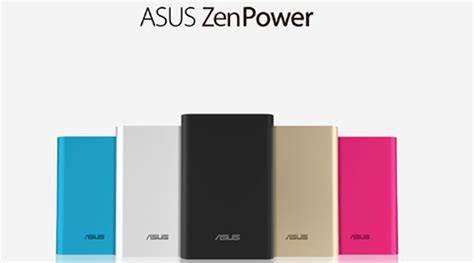 Berapa Power Bank Asus Review Asus Zenpower Power Bank