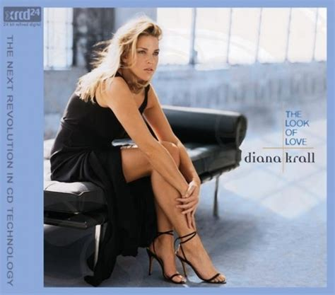 diana krall the look of love diana krall the look of love cd xrcd oop 51 95