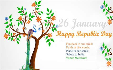 Wonderful Happy Republic Day Wishes Picture Free Download