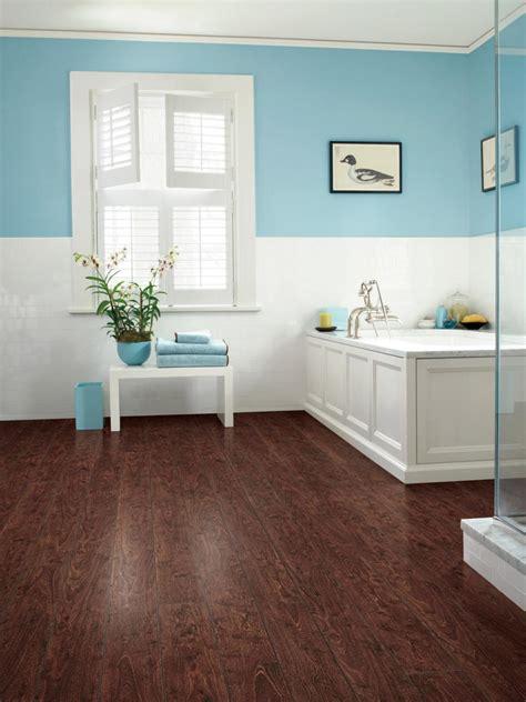 bathroom floor laminate laminate bathroom floors hgtv