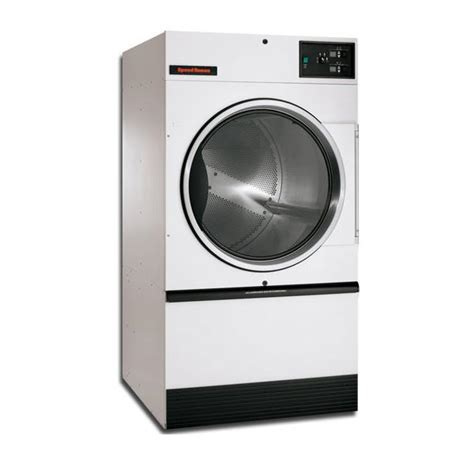 Dryer Gas Speedqueen Ldl3trww301nw speed speed su030 13 kg tumble dryer