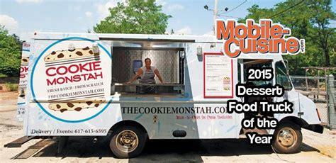 boston design center food truck schedule the cookie monstah 2015 dessert food truck of the year