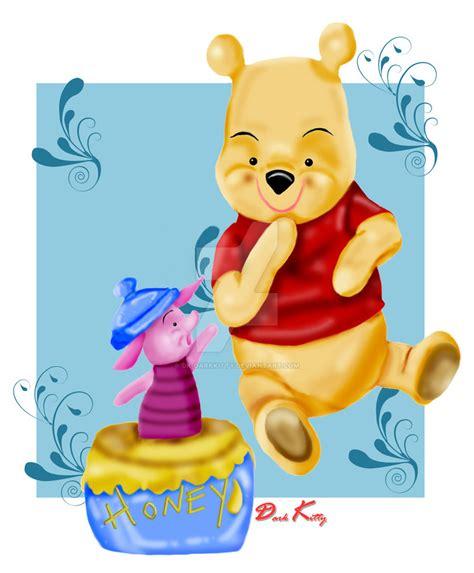 Serutanrautan Winnie The Pooh 2 In 1 winnie the pooh and piglet by dk darkkitty on deviantart