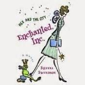 Book Review Enchanted Inc By Shanna Swendson by Hodgepodgespv Book Review Enchanted Inc Enchanted