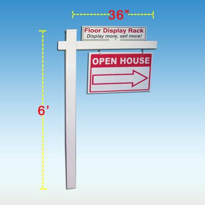 buy open house signs buy 4 215 4 sign post real estate signs yard signs open house signs