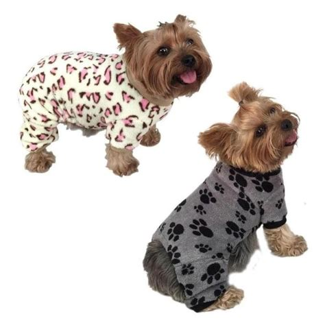 puppy clothes pet clothes jumpsuit product clothing puppy shirt soft cozy pajamas ebay