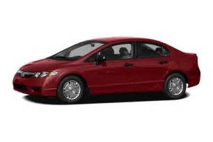 2009 honda civic information