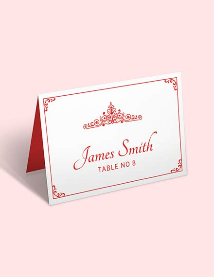 free vintage wedding place card template free wedding graphic design name card template