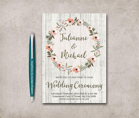 13 Etsy Wedding Invite Templates Weddingmix Etsy Wedding Templates