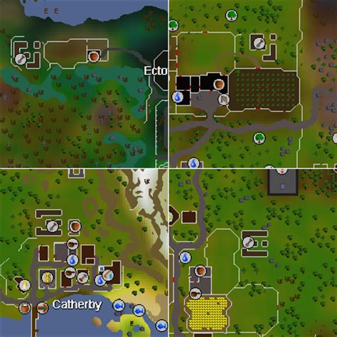 fruit tree patches osrs farming runescape skill guides school runescape help