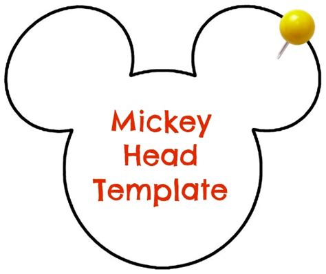 mickey mouse shape template index of cdn 11 2005 439