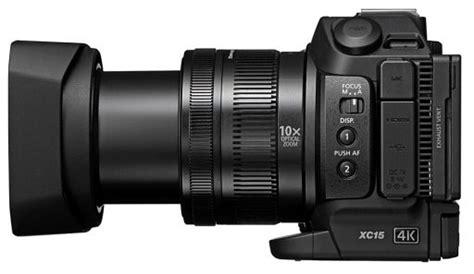 Kamera Canon Xlr Home Tv De