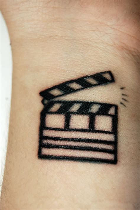 film tattoos best 25 sharpie tattoos ideas on