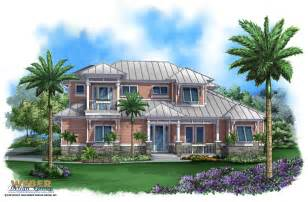 Florida Beach House Plans by Coastal House Plan Bay Cottage House Plan Weber Design