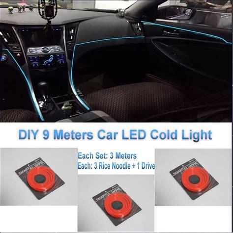 led light bar car for nissan x trail xtrail x trail 12v led light bar car