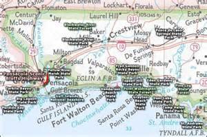 map of grayton florida grayton state park florida state parks