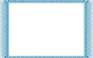 Blank Certificate Certificate Of Appreciation Template Portrait » Ideas Home Design