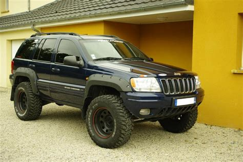 04 Jeep Grand Lift Kit 4in Suspension Lift Kit For 99 04 Jeep Wj Grand