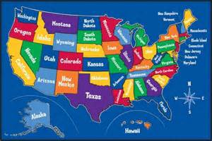 united states map map travel