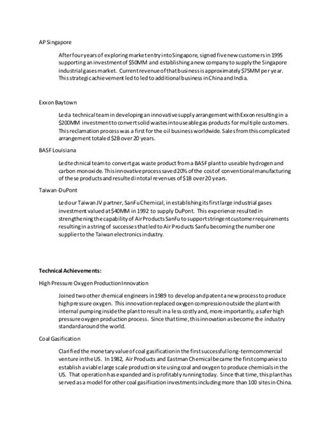 communication points for resume