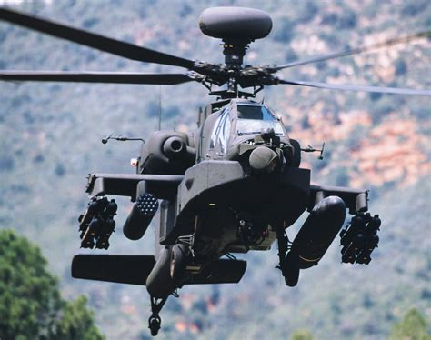 Apache Top how prepared is the army in terms of weaponry manufacturing america