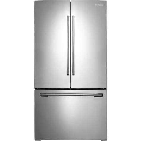 new door refrigerator new samsung stainless steel 26 cu ft door
