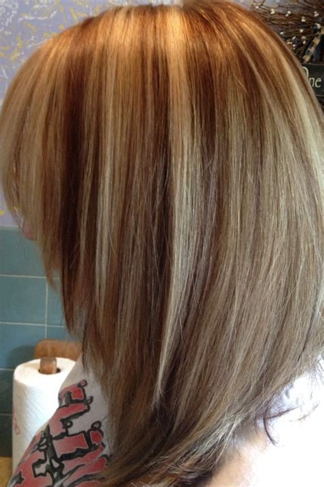 7 foils highlights hairstylegalleries com multi warm blonde foil hair sara s hair creations