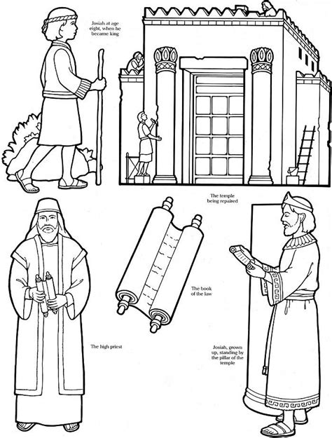 king solomon bible story coloring page homeschool bible josiah lapbooks pinterest 1 kings coloring and