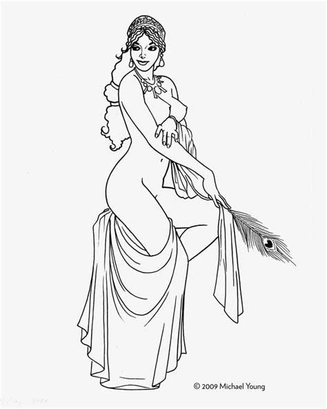 hera greek goddess drawing greek goddesses phase 2 ink
