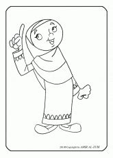 Hajj Colouring Pages Az Coloring Pages Hajj Coloring Pages