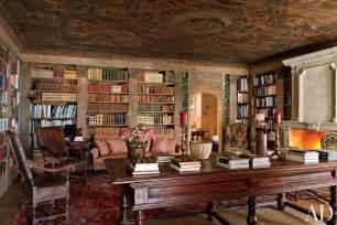 Home Design Studio Library Rustic Office Library By Studio Peregalli Ad Designfile