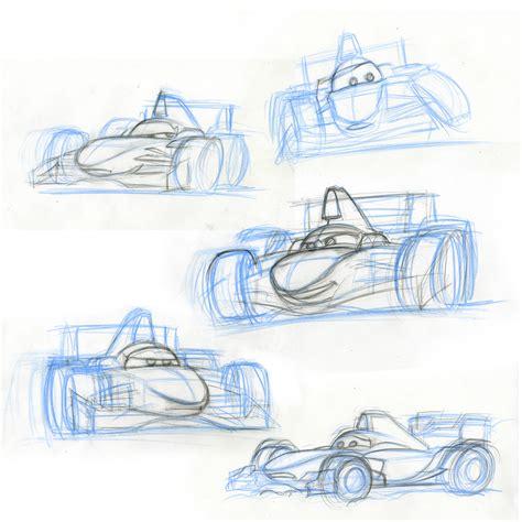 layout artist pixar cars 2 concept art heyuguys