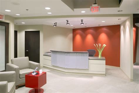 modern office lobby interior design office reception