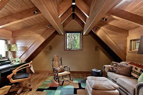 attic area fairytale attic design ideas