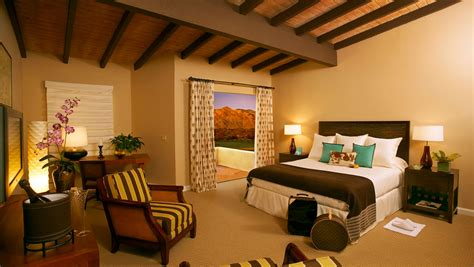 hotel with in room az the omni tucson national resort