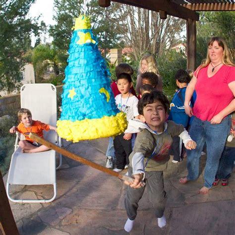 Pinata Pukul Angka1 serunya tradisi pi 241 ata di meksiko panduan wisata amerika
