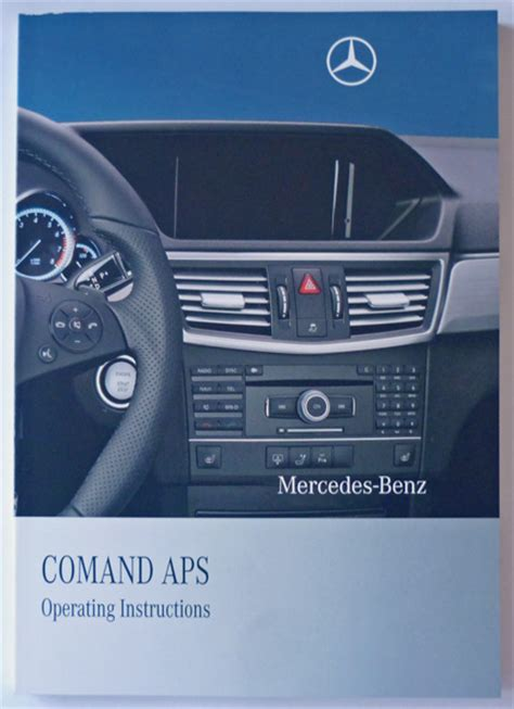 Comand Ntg4 Manual For W212 E Class W207 E Class Coupe