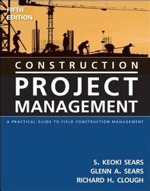 contemporary project management books construction project management 5th edition pdf free