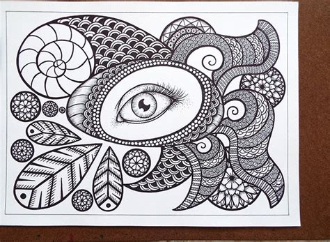 zentangle colouring printable free printable zentangle coloring pages for adults