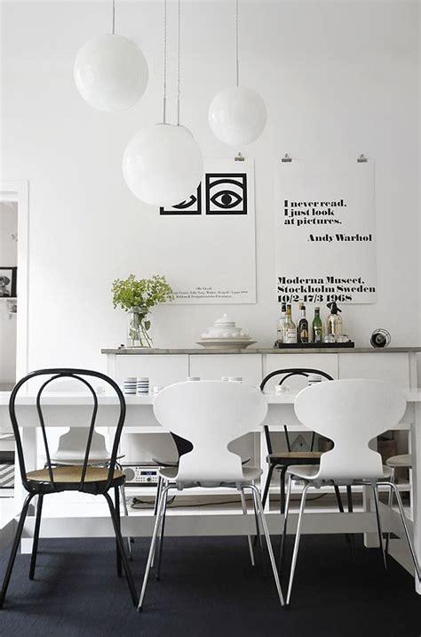 Scandinavian Dining Room by 40 Scandinavian Dining Room Designs Decorating Ideas