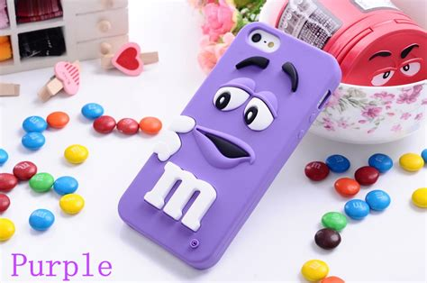 Samsung Galaxy A5 2016 M M Chocolate Rubber Soft Tpu 3d Co m m rainbow bean chocolate silicone cover for