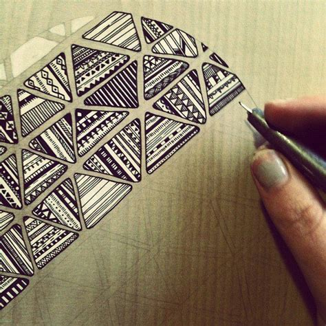 aztec pattern drawing 8325 best art doodle inspiration images on pinterest