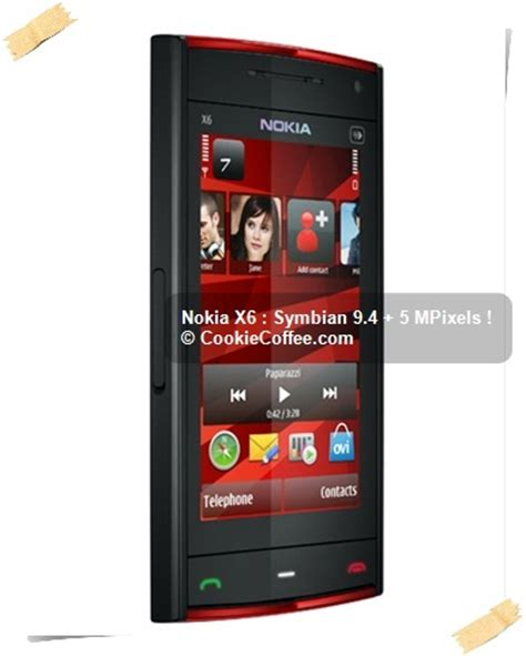 download mp3 cutter for nokia x6 nokia x6 phone hot