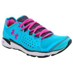 womens armor shoes armour micro g mantis s running shoe blue