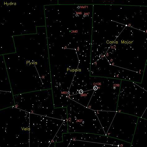 puppis constellation puppis