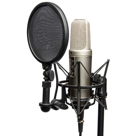 condenser microphone how rode nt2 a multi pattern dual 1 quot condenser microphone condenser microphones store dj